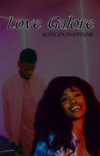 Love Galore {Sza&BrysonTiller} by SufficientHappiness