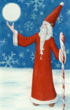 Kris Kringle: Saint of the Wizarding World by samlonas20