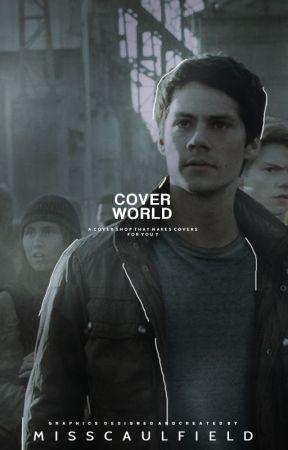 coverworld | open | by misscaulfield