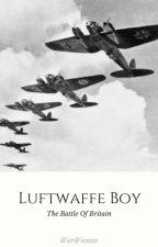 Luftwaffe Boy-The Battle Of Britain by WarWoman