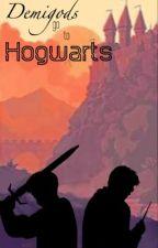 Demigods go to Hogwarts by void_valdez