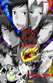 Katekyo Hitman Reborn: Royal Cielo by nany_chan04
