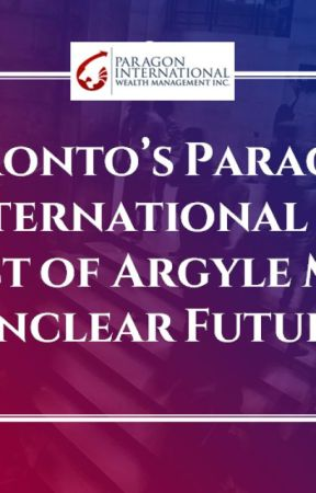 Toronto's Paragon International on Impact of Argyle Mine's Unclear Future by ParagonInternational