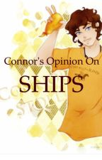 Connor's Opinion on Ships by itsyaprankster
