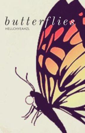 i. butterflies | p.jm x j.jk. by hellchyeahZL