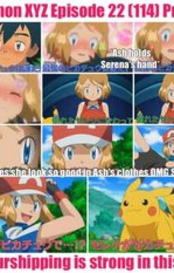 Pokemon ash and bonnie lemon fanfic