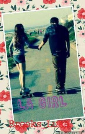 LA GIRL/Luke Brooks  by BitchinWithAsh
