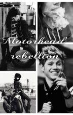 Motorhead rebellion | Niall Horan by kajrisia