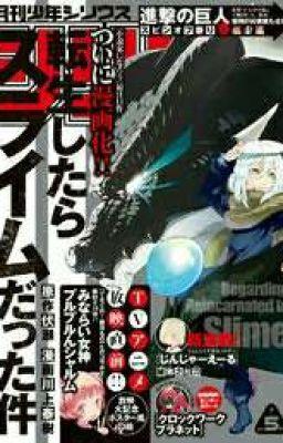 Đọc truyện Tensei shitara slime datta ken (92+)
