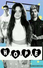 H.O.P.E by Monikita132