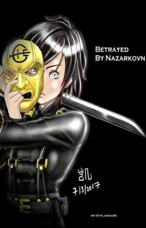 Betrayed: Descendants of the Void by nazarkovn