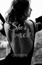 She's back  by -ItsPanayotaZ