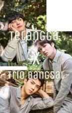 Tetangga × Trio Bangsat -Sehun, Kai, Chanyeol- by hye_rilee