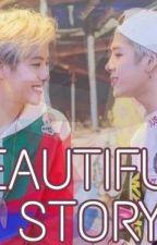 Beautiful Story  Markson by MyBoyfriendYugyeom