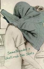 Seme!Reader x Uke!Crush One Shots (Discontinued) by Insane_Disaster