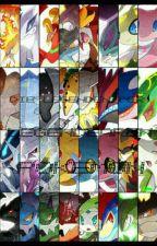 Die Legenden der Legendären Pokémon  by leolewis12