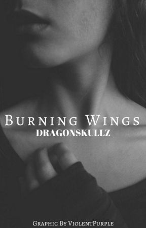 Burning Wings by DragonSkullz