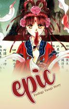 Epic Fushigi Yuugi Story by letroismal