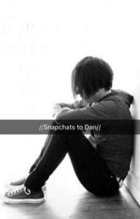 Snapchats to Dan ~ Phan by Twentyblurryduns