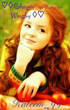 Olympia Weasley: Ron Weasley's Twin  (HP FanFic) by Kateem_99