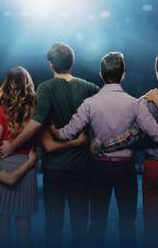 Glee(+Larry) by Darcyy29