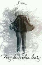 My dear thin diary by _YongMun_