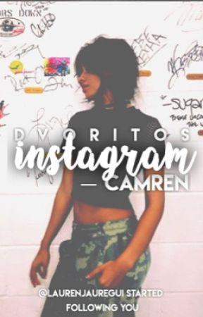 instagram // camren by dvoritos