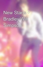 New Starts •  Bradley Will Simpson by perfectlyxlonely