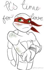 (Raph x Reader) It's time for love by eyelinersosharp