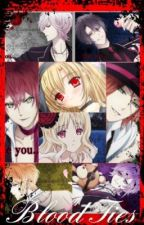 Blood Ties (Diabolik Lovers Fanfic) by Mochi_Strudel