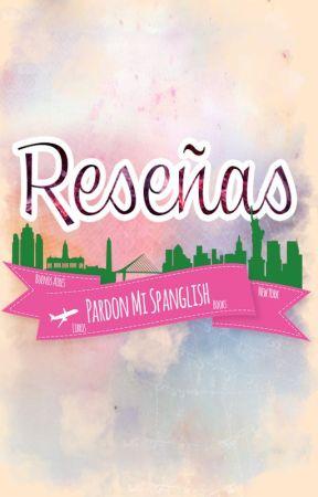 RESEÑAS: Pardon Mi Spanglish by uutopicaa