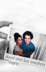 david & liza oneshots  by xogray