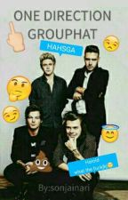 ONE DIRECTION - GROUPCHAT by sonjainari