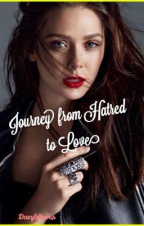 Journey from Hatred to Love (Derek Hale) by DarylDloves