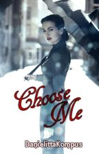 Choose me | Damon Salvatore by DanielittaKompus