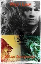 Wąż i Lew. Dzika fascynacja. by Asuunaxd