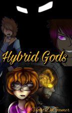 Hybrid Gods by VioletDeGamer