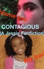 Contageous ( A Luke ross fanfiction) by taiter