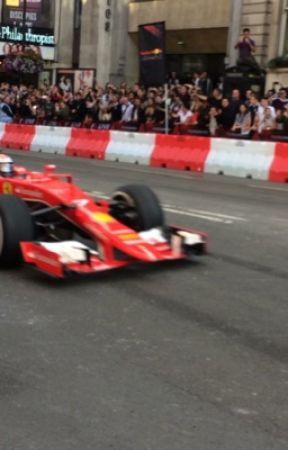 F1 Driver One Shots by toputyourmindatrest