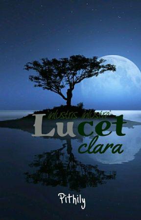 Lucet clara by wattyreader35