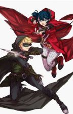 Miraculous Robin Hood by Harmony-S-S