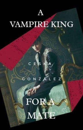 A Vampire King For A Mate  by TravisVinnFernandez