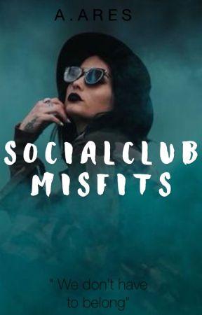 SOCIAL CLUB MISFITS  by Socialclubmisfits