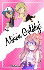 Mision Golddy! [Golden x Freddy] by Tamiko_lel