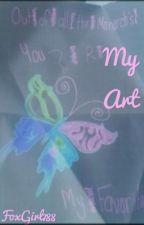 My Art by FoxGirl788