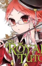 The Royal Tutor: The Queen Candidates by blackkey101
