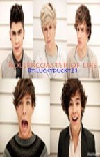 Rollercoaster of Life (One Direction Fanfiction) by luckyducky21