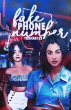 Fake Phone Number (Camren AU) by trishab123