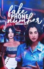 Fake Phone Number (Camren AU) by trishab123