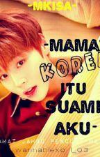 Mamat korea tu suami aku!!! by wannablexo-l_03
